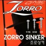 ZORRO SINKER / 조로싱커