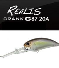 [DUO] 레알리스 크랭크 G87 20A (REALIS CRANK)